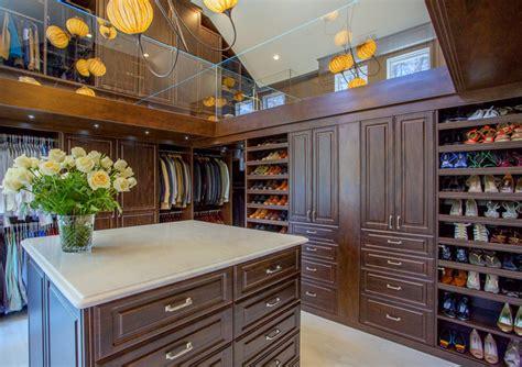 luxury two story master closet traditional closet