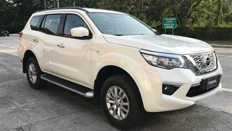Nissan Terra base variant 2018: Review, Specs, and Features