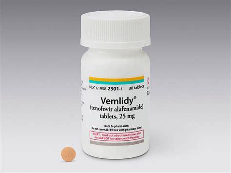 FDA Clears Tenofovir Alafenamide (Vemlidy) for Chronic HBV