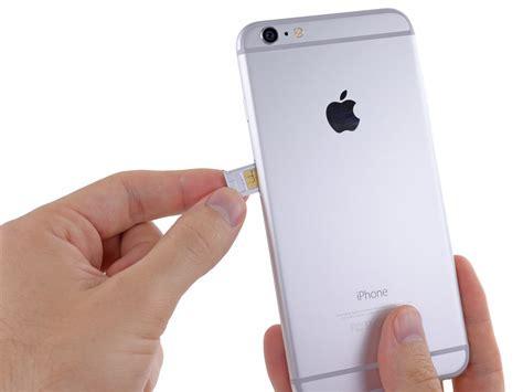 iphone   sim karte ifixit