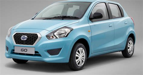 Datsun Car : Nissan Brings Back Datsun Brand With Go Car