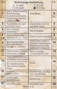 Traduction Sch U00e9ma Fusible    280scl 1977