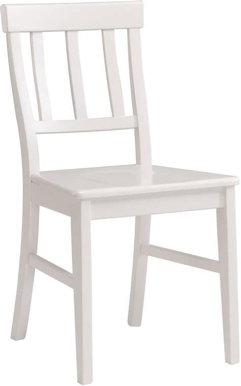 chaise de cuisine blanche lot 2 chaises cuisine choix et prix à comparer avec le