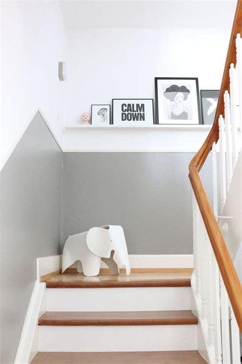 Grosartig Wandfarbe Ideen Streifen Frisch Flur Grau Streichen 62 Ideen F 252 R Farbgestaltung Im