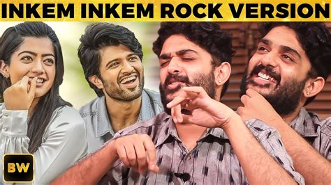 Inkem Inkem Rock Version By Sid Sriram