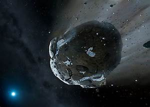 Water Discovered in Remnants of Rocky Planetary Body ...