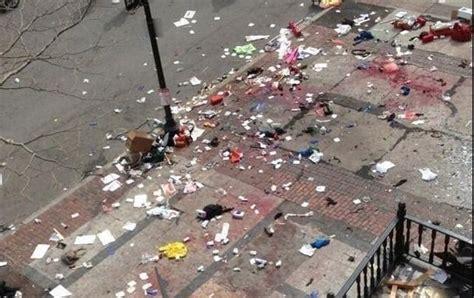 Strategy Of Tension Boston Marathon Bombing