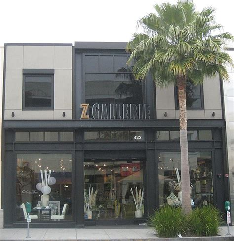 z gallerie s second chance a sign for furniture