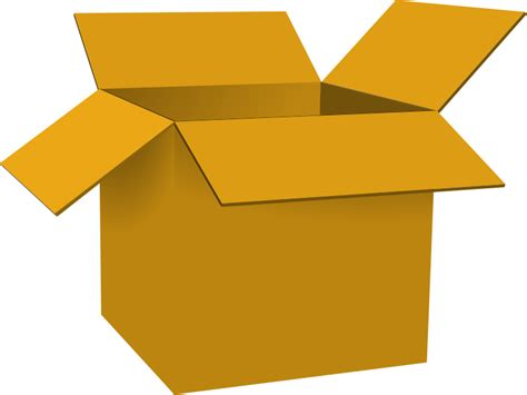 Box Clip Box Clipart Clipart Suggest