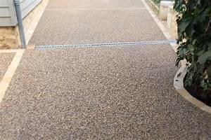 faire une allee en beton kh06 jornalagora With allee de jardin en pierre 6 bien concevoir son allee leroy merlin