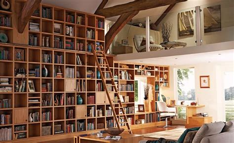 Tips On Lighting Your Home Library Or Reading Room For