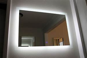 lighted image presents led exquisite illuminated mirror With led miroir