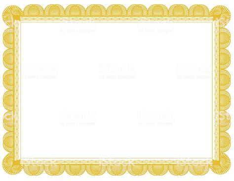 gold document frame    stock photo  istock