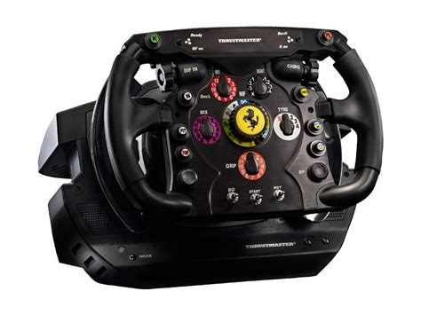 thrustmaster ferrari  wheel integral  review