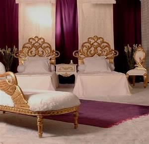 Lit Style Baroque : 126 events mobilier h tellerie 126 events ~ Teatrodelosmanantiales.com Idées de Décoration
