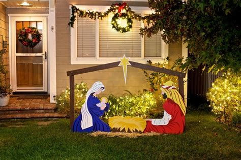 21 Best Nativity Scene Images On Pinterest