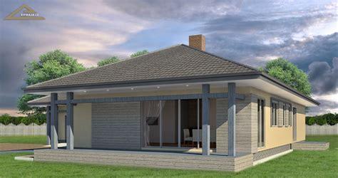 Mājas projekts Dalia - SIPMAJA