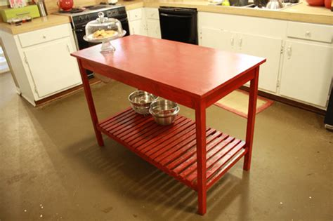 Cheap And Easy Kitchen Island Ideas by White Simple Kitchen Island Diy Projects