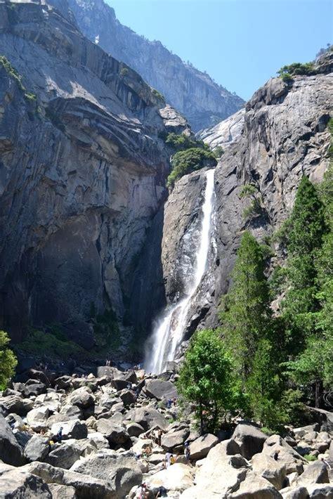 Lower Yosemite Falls Trail California Alltrails