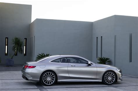Mercedes-Benz S-Class Coupe – crystal clear details Image ...