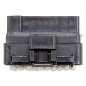 Fuel Injection Control Module Connector For The 2004