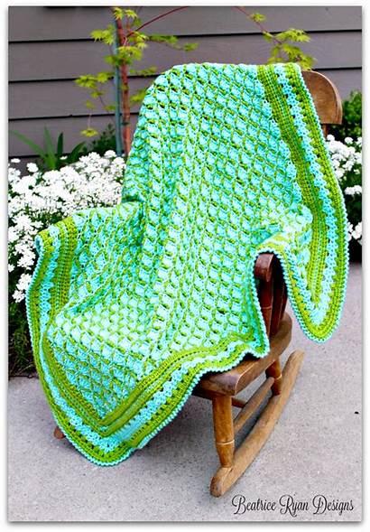 Blanket Frog Pond Crochet Pattern Allfreecrochetafghanpatterns Allfreecrochet