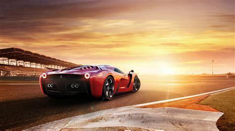 Ugur Sahin Design Project F Ferrari 458 Concept Wallpapers
