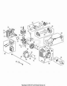 Mtd Bl110 41dd110g965  41dd110g965 Bl110 Parts Diagram For
