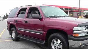 2003 Chevrolet Tahoe 1500 Ls 2g140015b