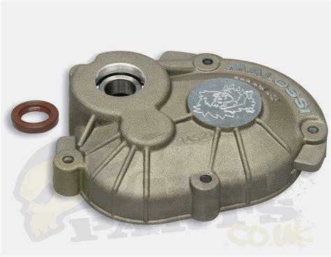 malossi mhr gearbox cover piaggio pedparts uk