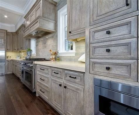 We sand, prime, paint, and finish with the recommended protective clear coat. 15 Gorgeous Grey Wash Kitchen Cabinets Designs Ideas