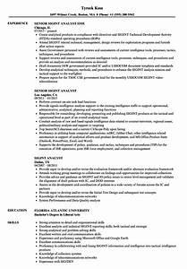 Sigint resume