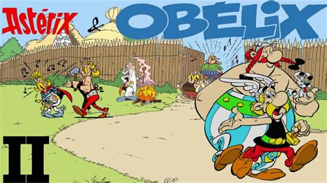 lets play asterix obelix  das rugby match snes