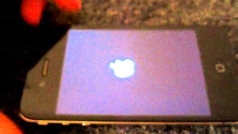 iphone 4 stuck on apple logo jailbroken iphone 4 stuck on apple logo help
