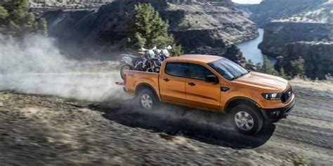 2019 Ford Ranger Boasts Class-topping Torque And Towing
