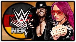 Wwe News Deutsch : undertaker trainiert im ring banks shootet hart gegen wwe creatives wrestling news ~ Buech-reservation.com Haus und Dekorationen
