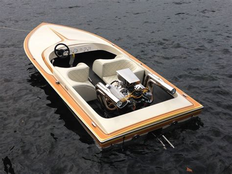Wooden Jet Boat by Onatrailer Unique And Interesting Boats For Sale