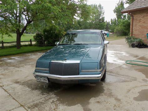 1993 Chrysler Imperial by 1993 Chrysler Imperial Base Sedan 4 Door 3 8l For Sale
