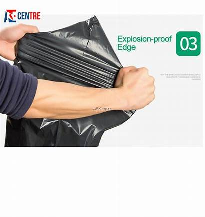 Courier Flyer Plastic Bag Packaging Centre Ae