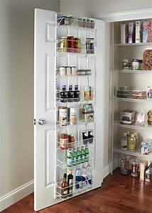 Wall Rack Closet Organizer Pantry Adjustable Floating
