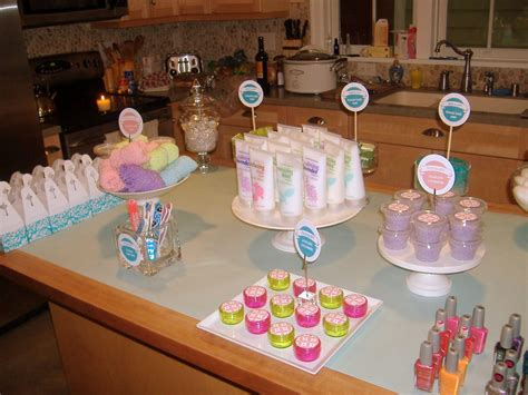 girl birthday party theme ideas hot wallpaper spa party favor ideas hot wallpaper