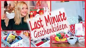Last Minute Weihnachtsgeschenke Selber Machen : g nstige last minute geschenkideen ohne diy f r freunde eltern freund youtube ~ Markanthonyermac.com Haus und Dekorationen