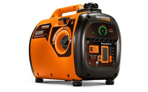 5 Generac Portable Generator Types