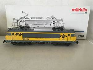 "Märklin H0 - 3326 - E-loco Series 1600 of the NS ""I hauled ..."