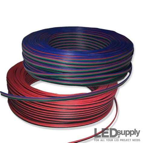 22 gauge two four conductor wire