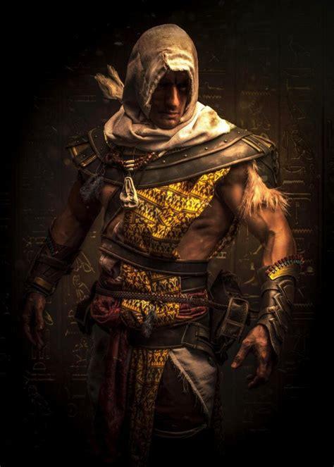 Assassinu0026#39;s Creed Origins - Bayek Cosplay by Leon Chiro