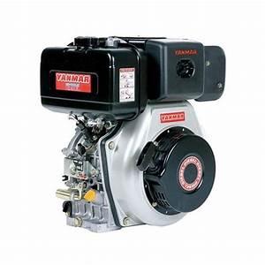 Yanmar L70n 6 7hp Industrial Diesel Engine