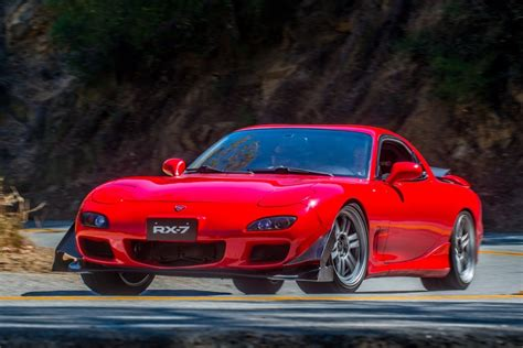 400+ HP Modified 'FD' Mazda RX7 - One Take - YouTube