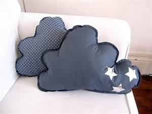 Coussin Nuage Ikea : d co nuage dans une chambre d 39 enfant picslovin ~ Preciouscoupons.com Idées de Décoration