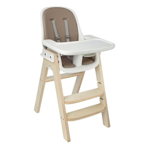 oxo tot sprout high chair manual oxo tot sprout highchair taupe birch kiddicare